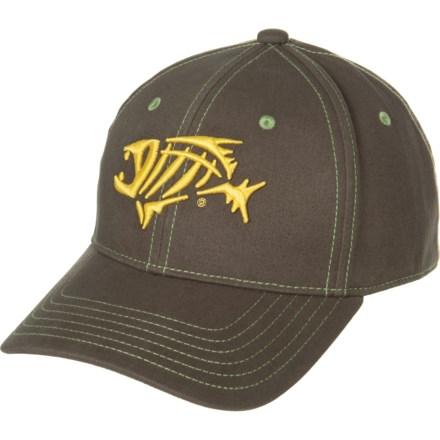 c5e9646a6cc63f G. Loomis A-Flex Contrast Stitch Baseball Cap (For Men) in Forest