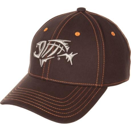 e1875891bdee8 G. Loomis Aflex Contrast Stitch Baseball Cap (For Men) - Save 45%