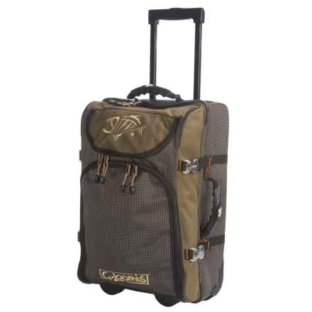 G. Loomis Expedition Roller Bag in Moss - Closeouts