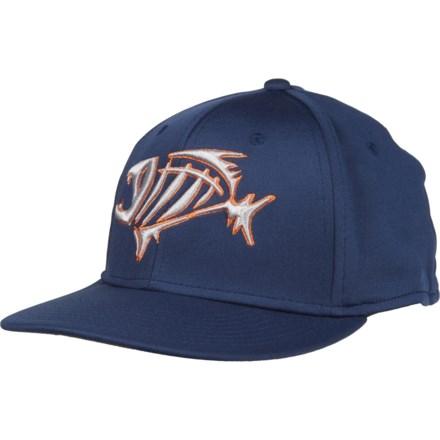 cff35690fe G. Loomis Flatbill Baseball Cap (For Men) in Navy