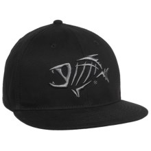 G. Loomis RB Flatbill Baseball Cap (For Men) in Black - Closeouts
