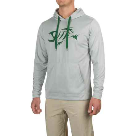 G. Loomis Stormcast Hoodie (For Men and Big Men) in Grey - Closeouts