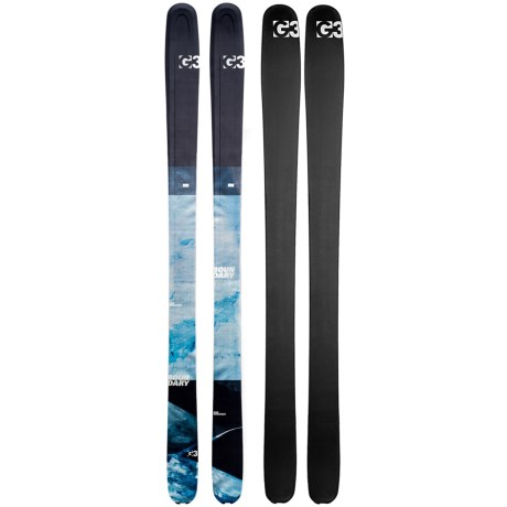 G3 Boundary 100 Alpine Skis