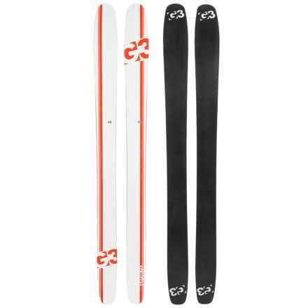 G3 Empire 115 Alpine Skis in See Photo - Closeouts