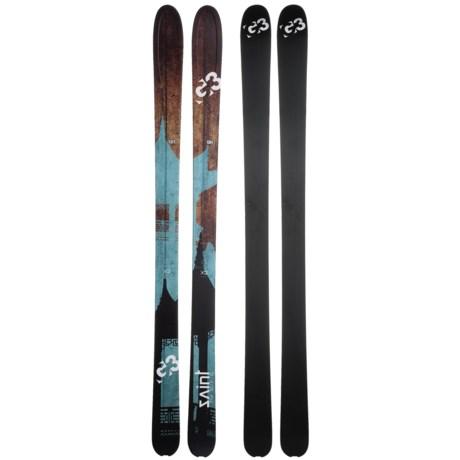 G3 Saint Alpine Skis in See Photo