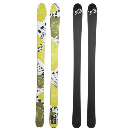 G3 Viva Telemark/AT Skis (For Women) in See Photo