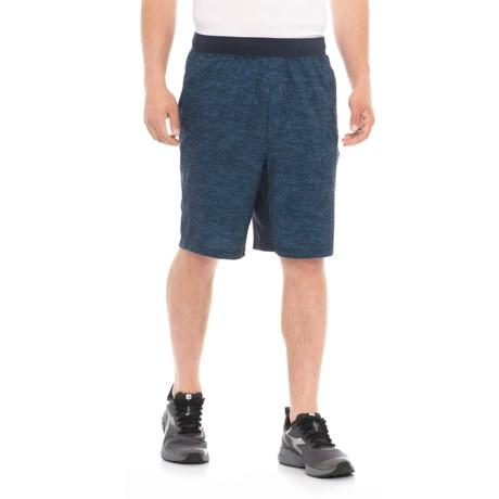 Gaiam Compass Dot Camo Shorts (For Men) in Navy