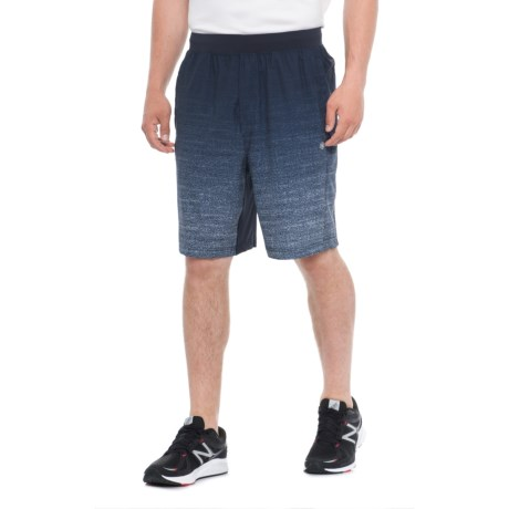 Gaiam Men's Element Gradient Woven Shorts (Several Colors)