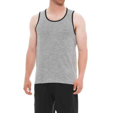 Gaiam Everyday Shirt - Sleeveless (For Men) in Sleet Heather - Closeouts
