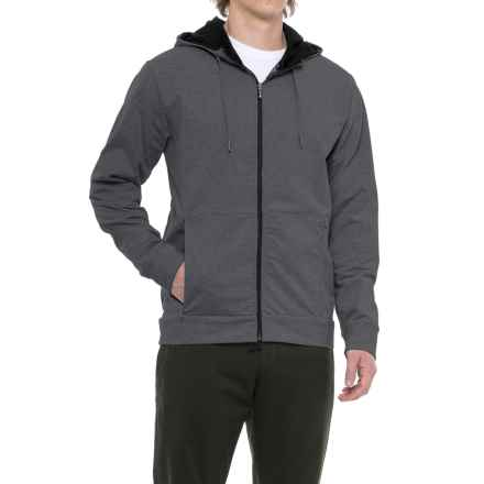 Gaiam Foundation Jacket (For Men) in Charcoal Heather - Closeouts