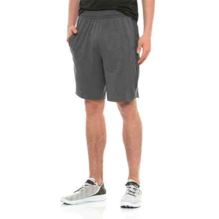 Gaiam Inversion Shorts (For Men) in Ebony Heather - Closeouts