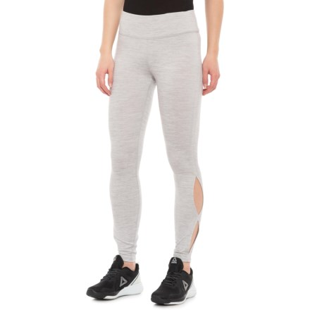 6f496e3c9393d Gaiam Nola 7/8 Leggings (For Women) in Grey Heather