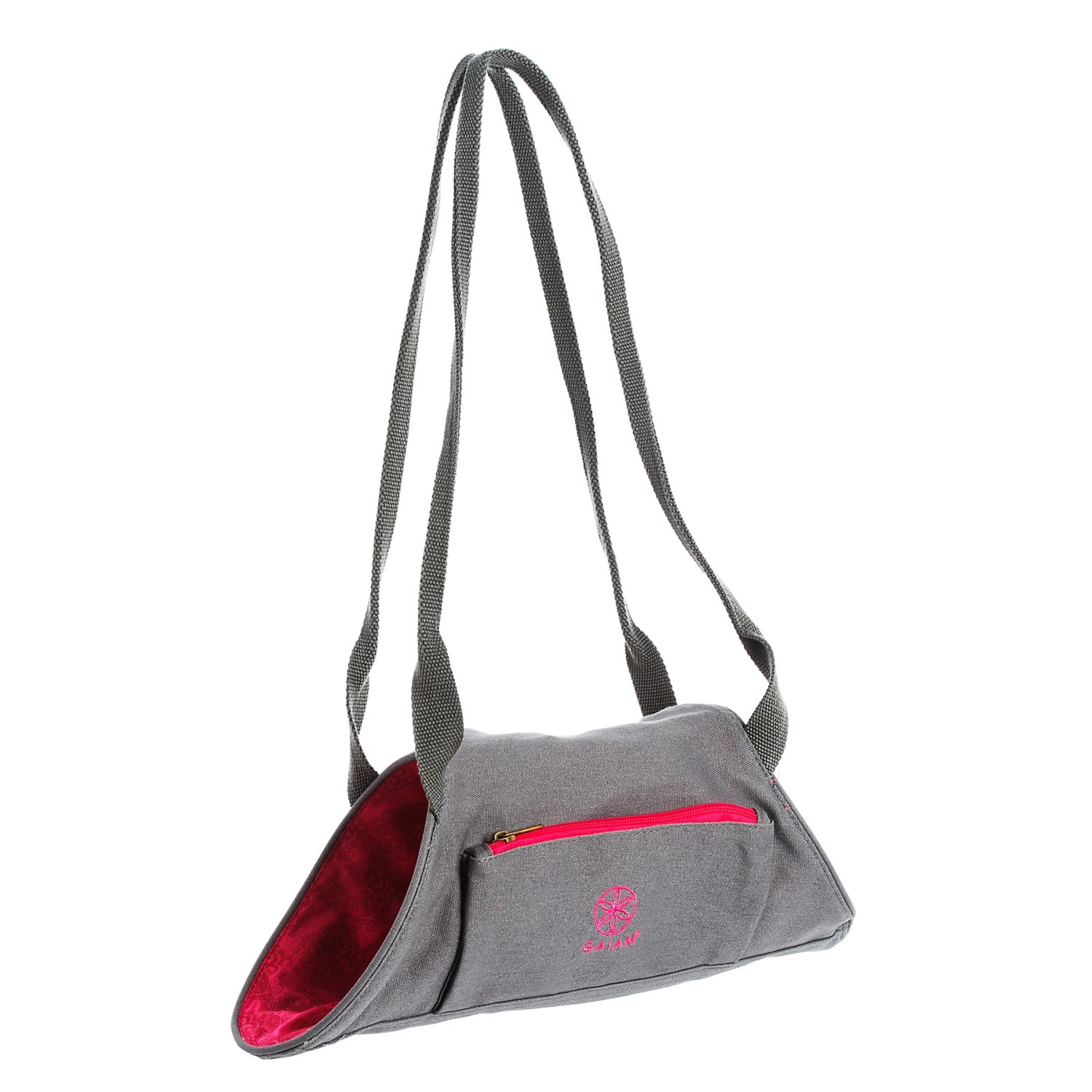 Gaiam On The Go Pro Yoga Mat Carrier