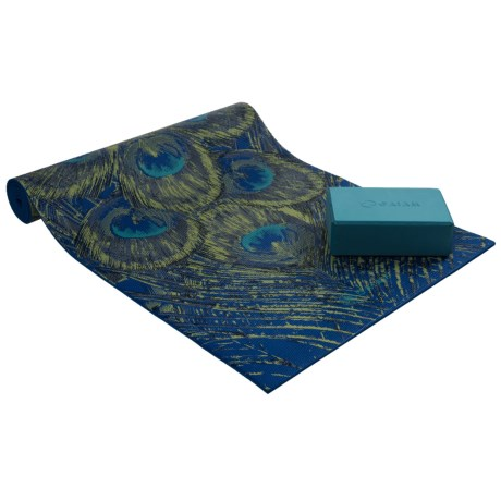 Gaiam Premium Cushion and Support Yoga Kit in Asst