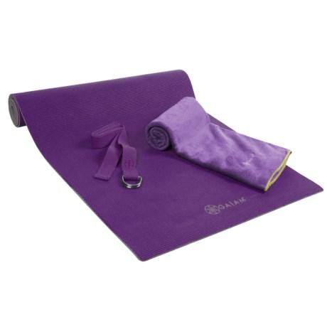 Gaiam Premium Hot-Yoga Kit