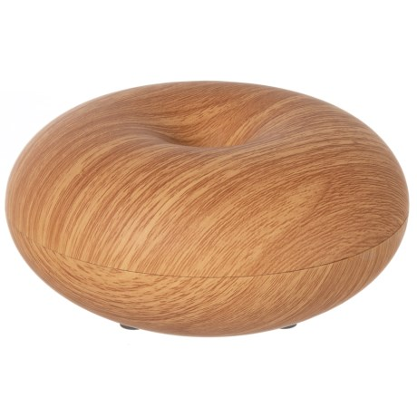 Gaiam Relax Aromatherapy Diffuser in Wood