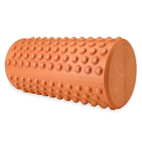"Gaiam Restore Textured Foam Roller - 12"" in See Photo"