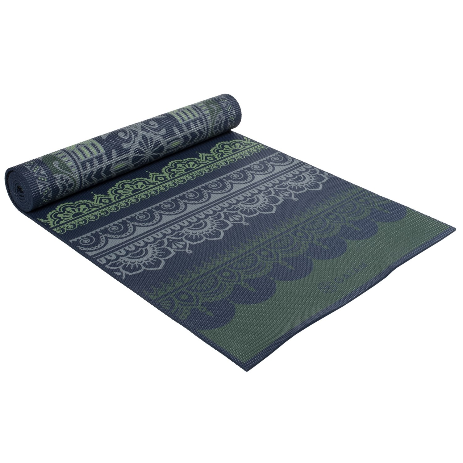 Gaiam Reversible Yoga Mat 6mm Save 65