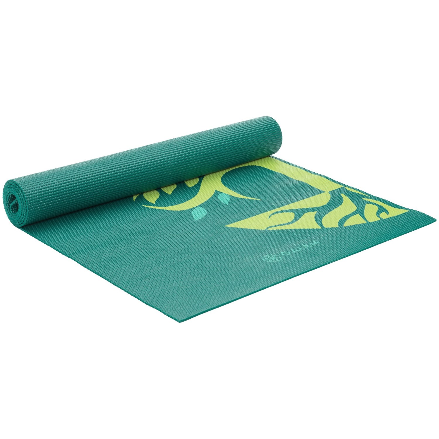 Gaiam Root To Rise Printed Yoga Mat