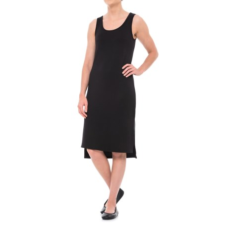 Gaiam Stella Dress - Scoop Neck, Sleeveless (For Women) in Black