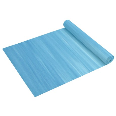 Gaiam Tie-Dye Yoga Mat - 3mm in See Photo