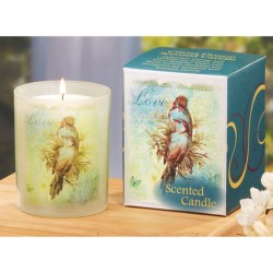 """Gail Marie """"Citrus Dream"""" Scented Candle - 8 oz. in Inspire"""