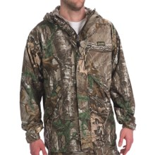 Gamehide Journey Hush Hide® Jacket - Waterproof (For Men) in Realtree Xtra - Closeouts