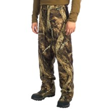 Gamehide Journey Hush Hide® Rain Pants - Waterproof (For Men) in Naked North Camo - Closeouts