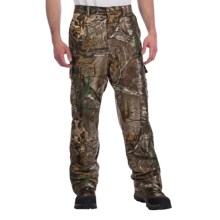 Gamehide Journey Hush Hide® Rain Pants - Waterproof (For Men) in Realtree Xtra - Closeouts