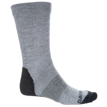 13d02e7bcd GANDER MTN Ultimate Hiking Socks - Merino Wool, Crew (For Men and Women)
