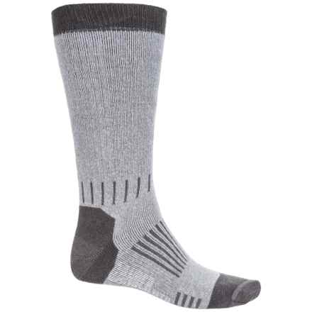 GANDER MTN Ultimate Hunting Socks - Merino Wool, Mid Calf (For Men and Women) in Grey - Closeouts