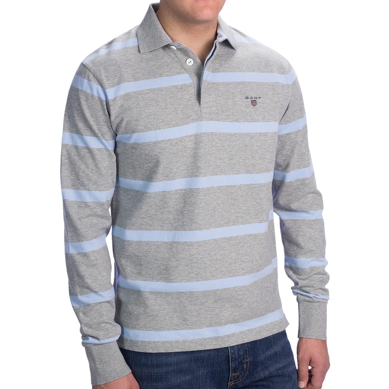Gant Breton Polo Shirt (For Men) - Save 84%