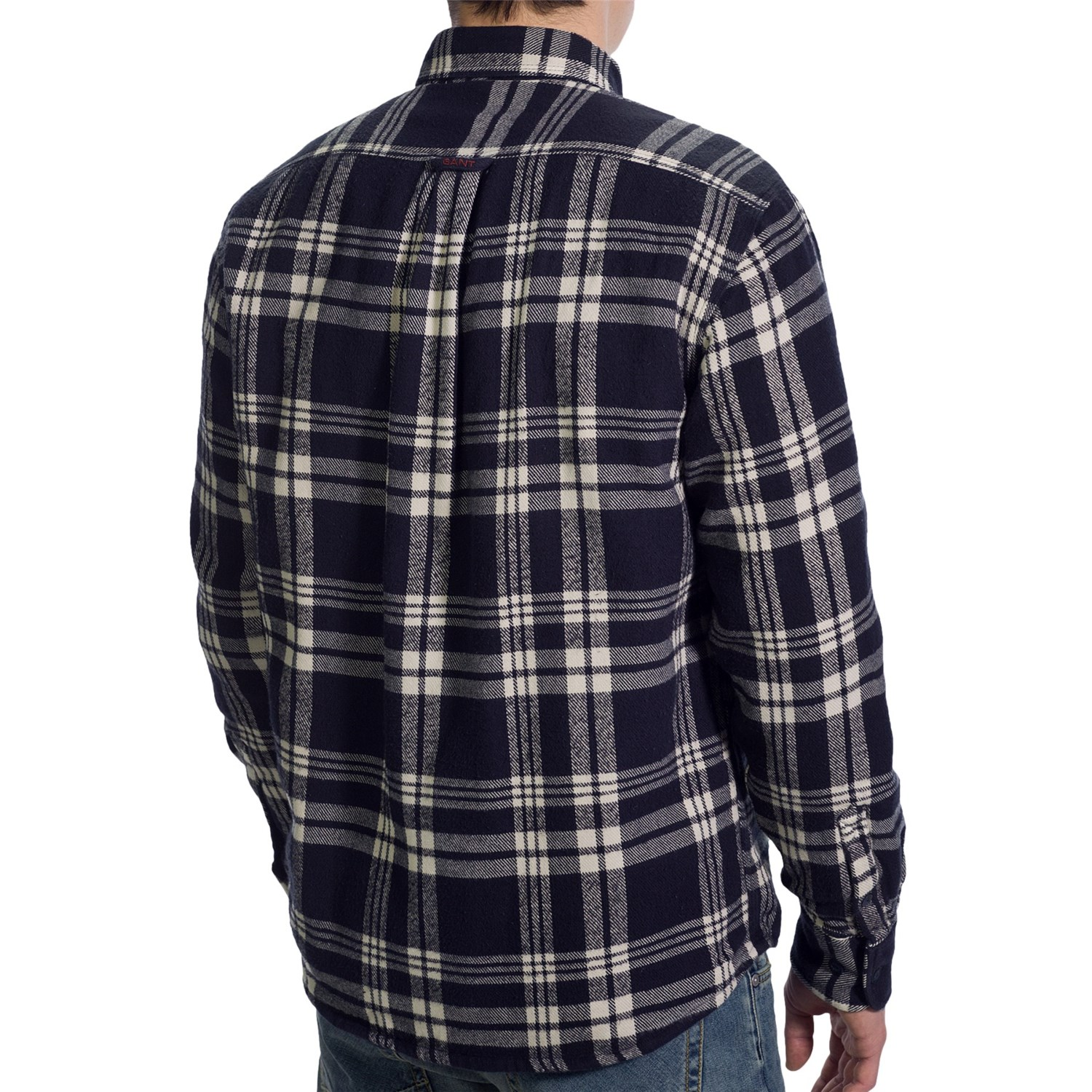 Quilted flannel shirt jacket mens english sweater vest for Men s hooded flannel shirt jacket