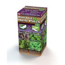 Garden Innovations Organic Herb Patch in Asst - Closeouts