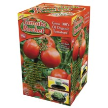 Garden Innovations Pre-Seeded Tomato Rocket in See Photo - Closeouts