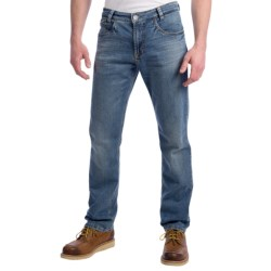 Gardeur Bill Authentic Denim Jeans - 5-Pocket (For Men) in Light Blue