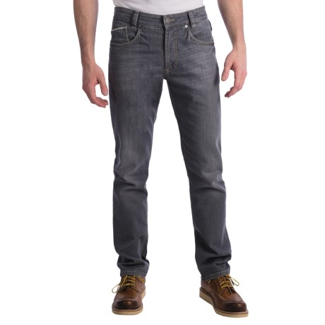 Gardeur Bill Authentic Denim Jeans - 5-Pocket (For Men) in Grey