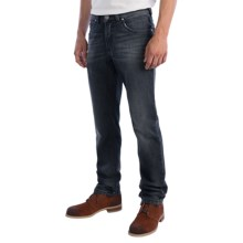 Gardeur Bill Jeans - Modern Fit (For Men) in Blue Black - Closeouts