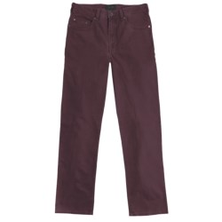 Gardeur Cliff Jeans - Stretch (For Men) in Burgundy