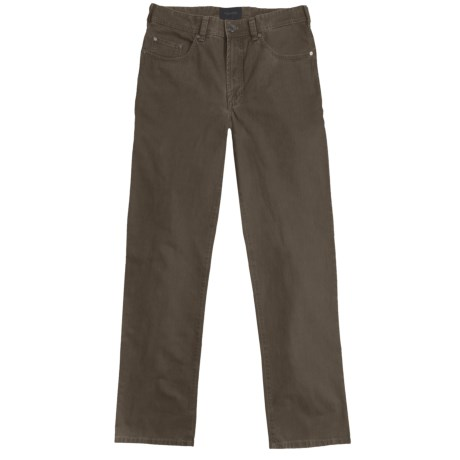 Gardeur Cliff Jeans - Stretch (For Men) in Olive