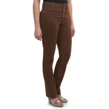 Gardeur Inga Jeans - Slim Fit (For Women) in Camel - Closeouts