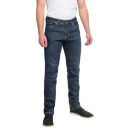 Gardeur Nevio Jeans - Regular Fit, Straight Leg (For Men) in Dark Wash