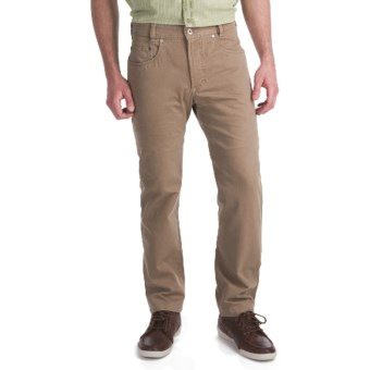 Gardeur Nigel 5-Pocket Stretch Pants - Comfort Waistband (For Men) in Beige
