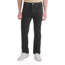 Gardeur Nigel Baby Corduroy Pants - 5 Pocket (For Men) in Black - Closeouts