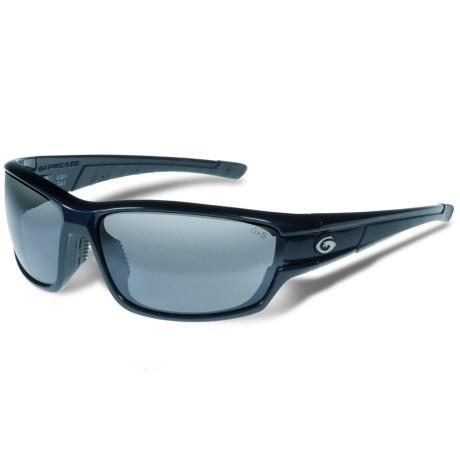 Gargoyles Havoc Sunglasses Polarized Mirrored Lenses