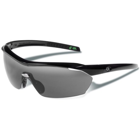 Gargoyles Pursuit Sunglasses Mirrored Lenses