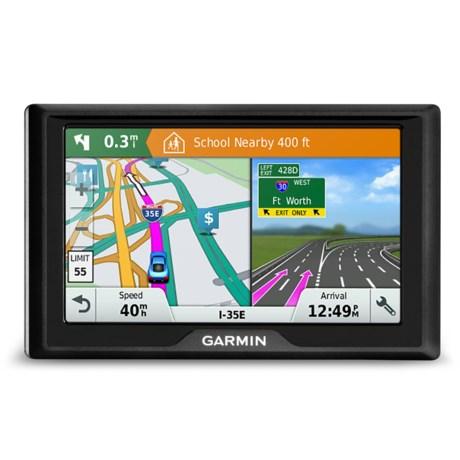 Garmin Drive 50 USA + Canada LMT GPS Navigator - Refurbished in See Photo