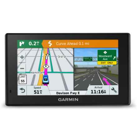Garmin DriveSmart 51 LMT-S GPS Navigator - 2nds, Factory Refurbished in See Photo - 2nds