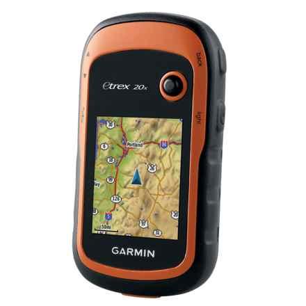 Garmin eTrex 20X Handheld GPS - Refurbished in See Photo - 2nds