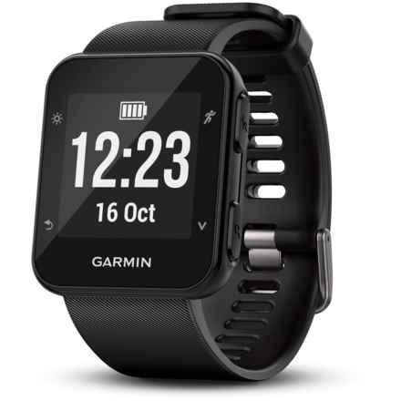 Garmin Forerunner 35 GPS Running Watch in Black - 2nds